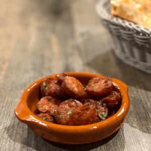 spanische Paprikawurt - Chorizo