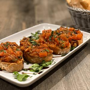 Brot mit Tomate - Pan con tomate